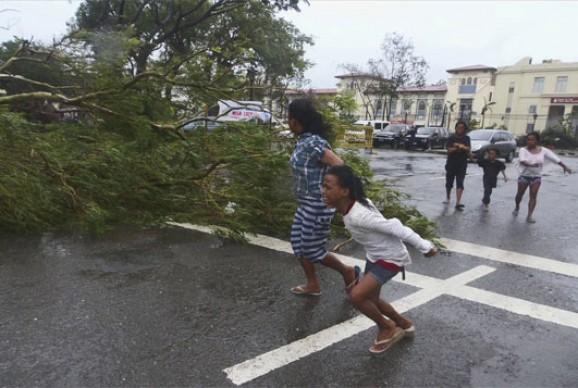 UMCOR mobilisiert Katastrophenhilfe auf den Philippinen